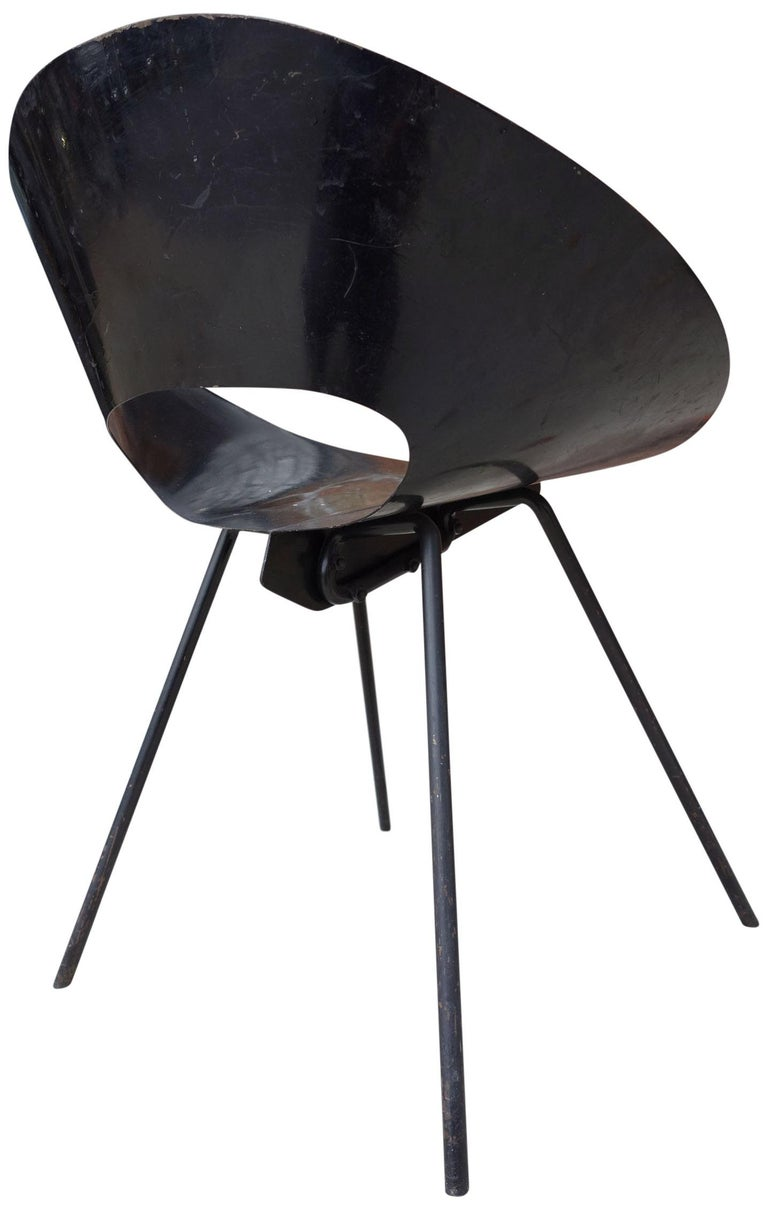 Donald Knorr Chair for Knoll Associates, 1948 For Sale 1