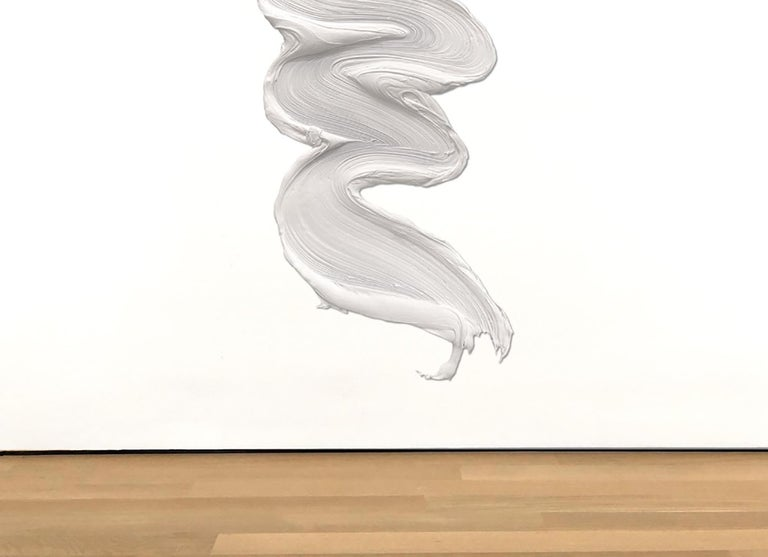 Haw - Abstract Painting by Donald Martiny