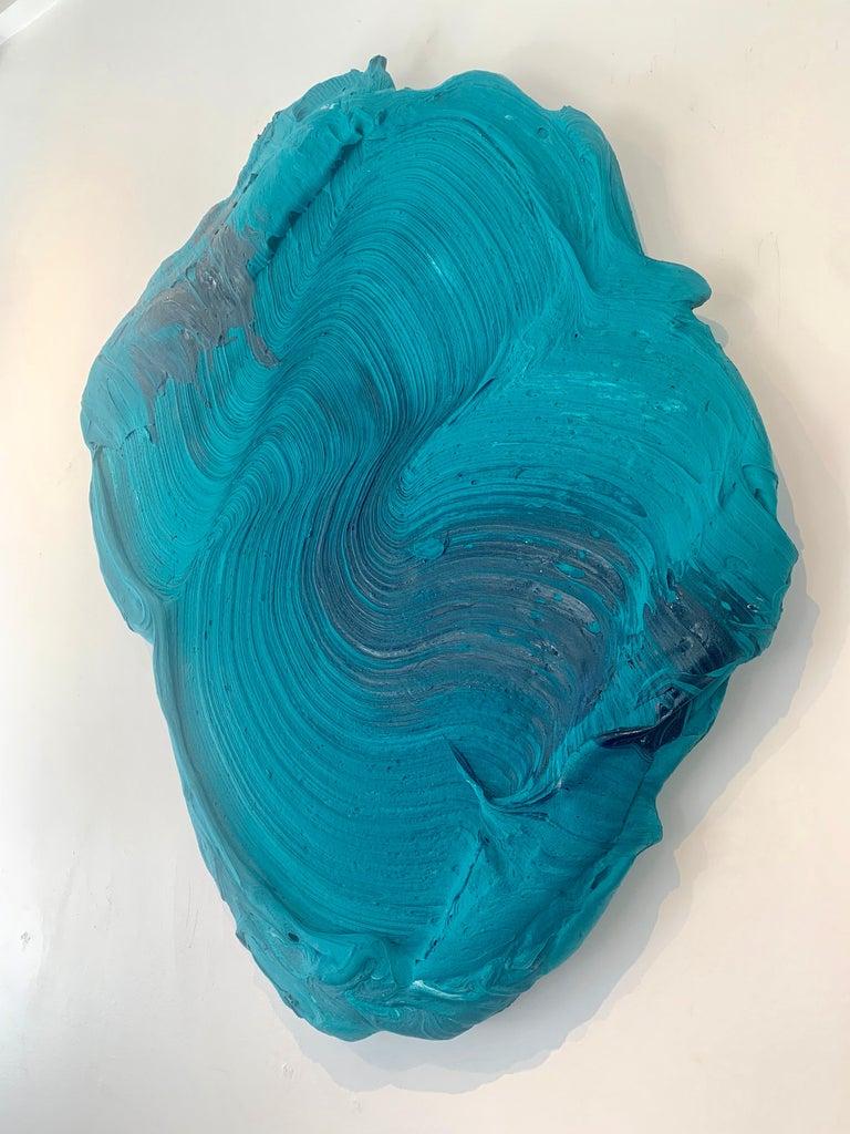 Donald Martiny Abstract Painting - Strannik