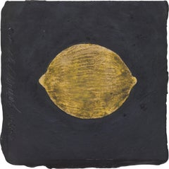 Lemon, 19 January 1989 - Donald Sultan (Mixed Media)