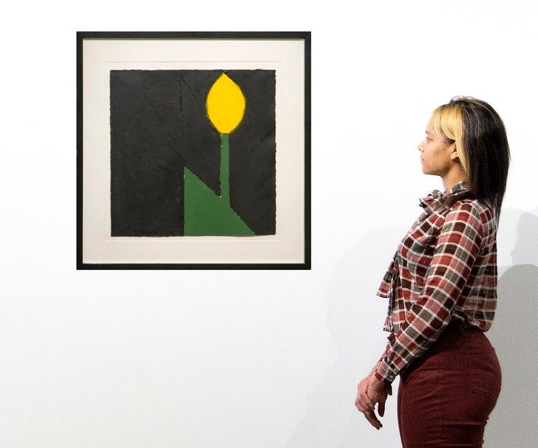 Yellow Tulip #18 8