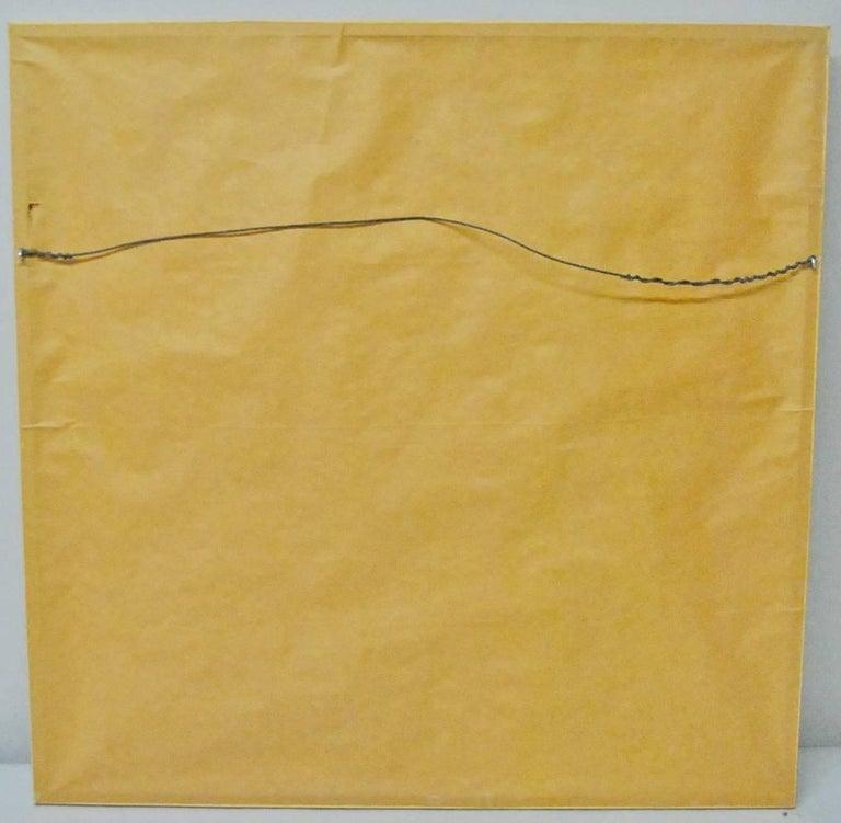 Paper Donald Sultan Print