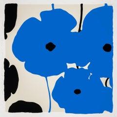 Blue & Black Poppies Feb 3 2020