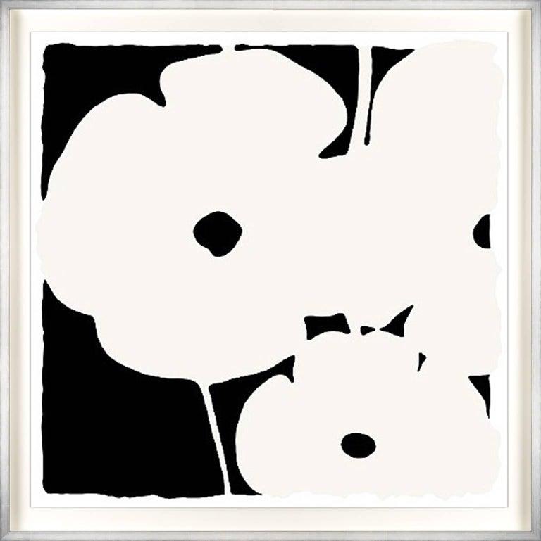 Poppies: White