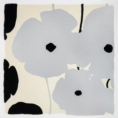 Silver & Black Poppies Feb 3 2020