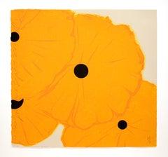 Yellow Poppies Sept 12, 2013