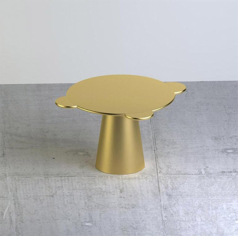 Other Donald Table in Gold For Sale