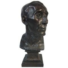Donatello Plaster Bust