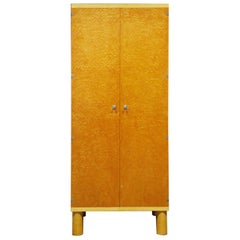 'Donau' Postmodern Armoire by Ettore Sottsass & Marco Zanini for Leitner, 1986