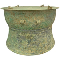 Dong Son Bronze Drum, 300 BC