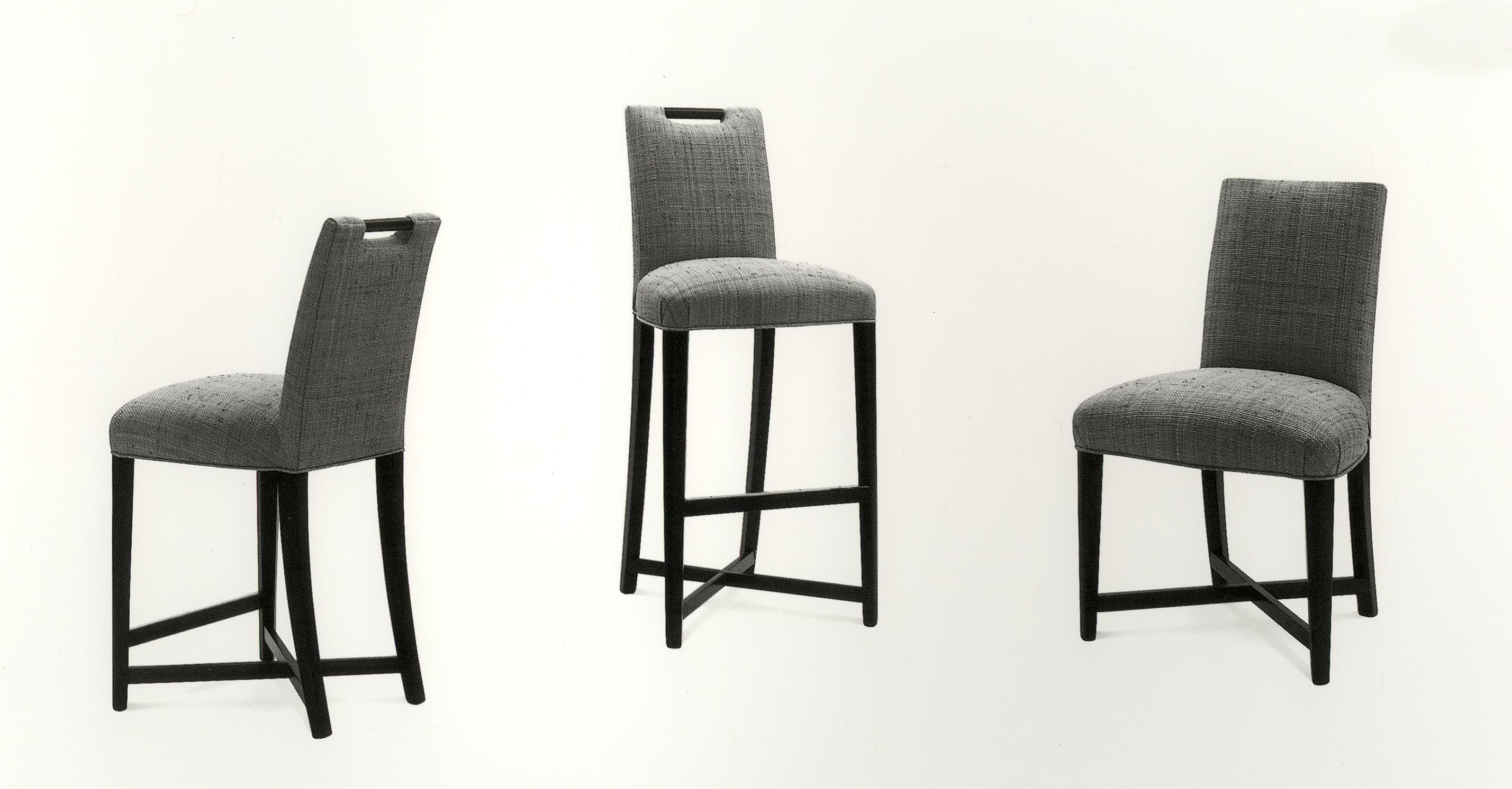 Fully Upholstered Side Chair With Welt Detail. The Perfect Vehicle For  Punctuating The Design Of