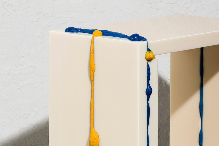 Donghoon Shon Side table From