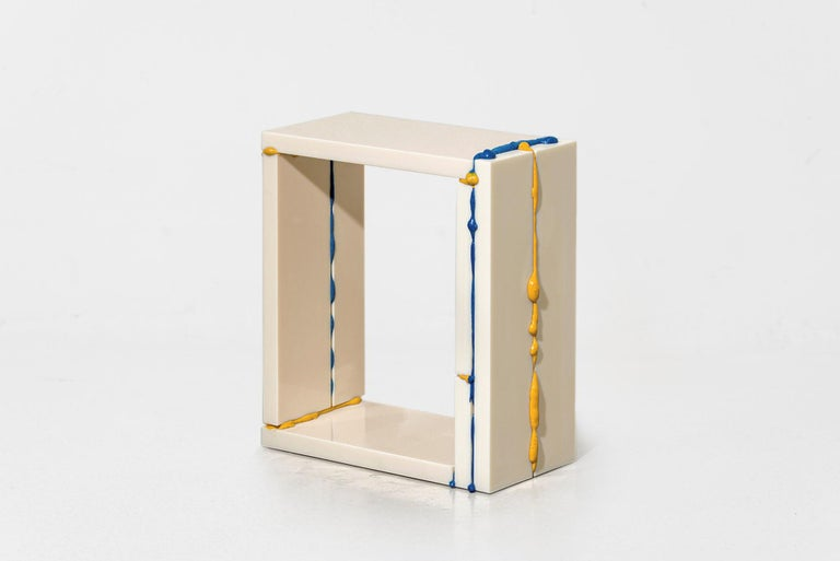 Korean Donghoon Shon Contemporary Side Table from