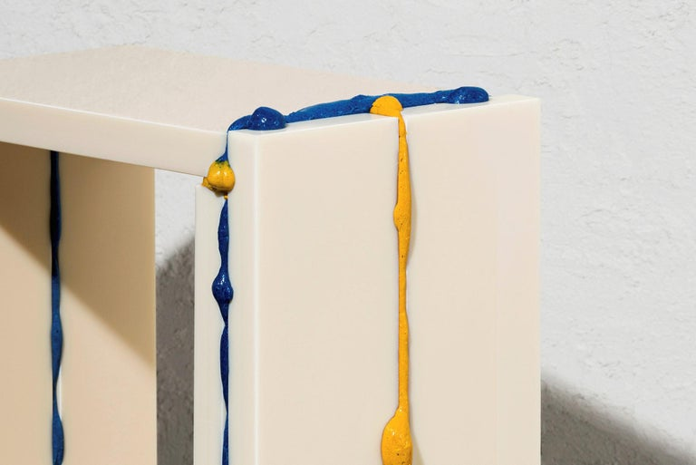 Donghoon Shon Contemporary Side Table from