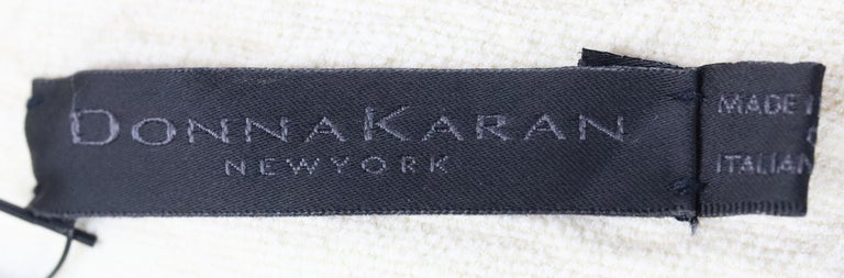 Women's Donna Karen New York Stretch Linen Blend US 6 UK 10 For Sale
