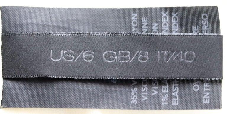 Donna Karen New York Stretch Linen Blend US 6 UK 10 For Sale 1