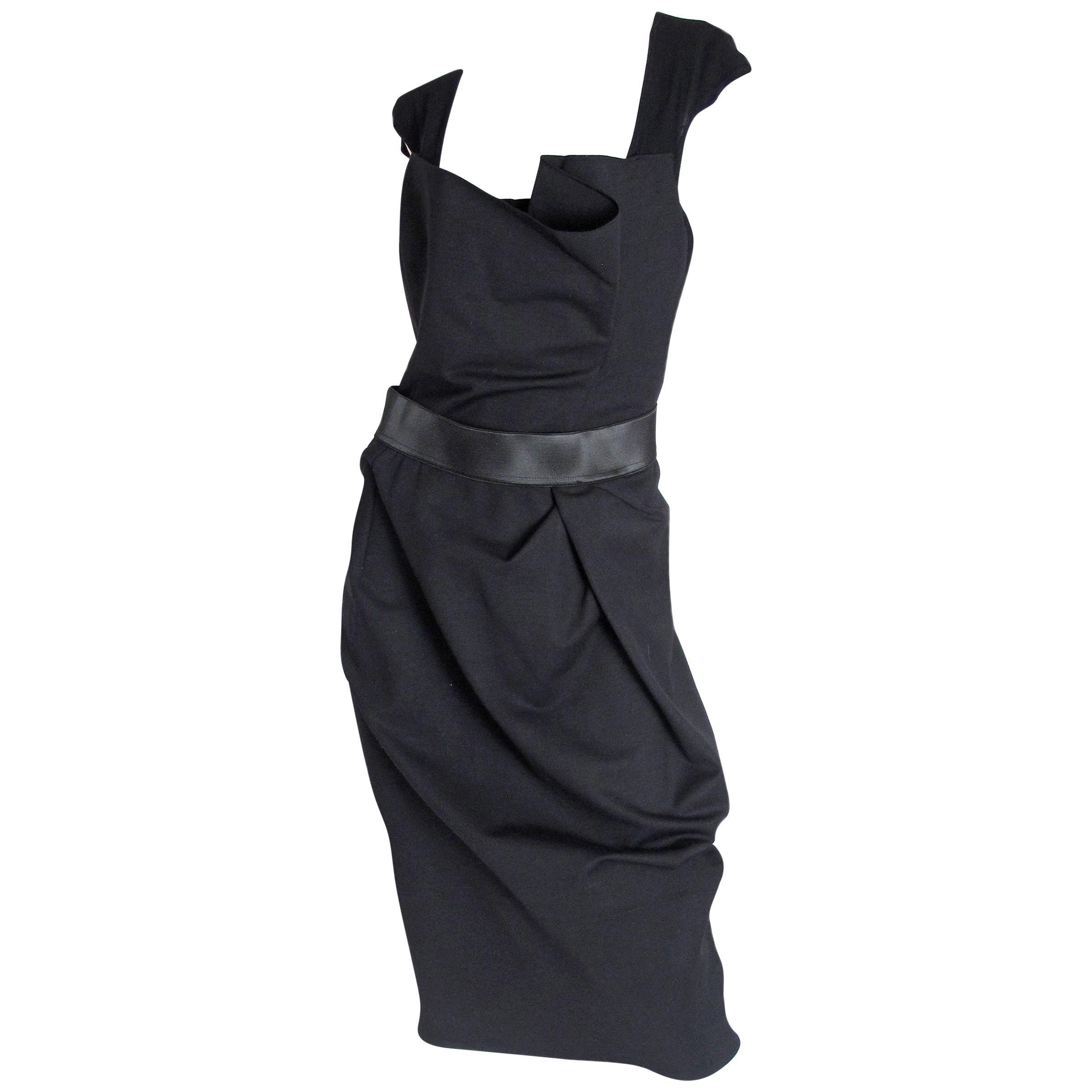 Donna Karen Sleeveless Body Suit and Skirt Set, 1990s