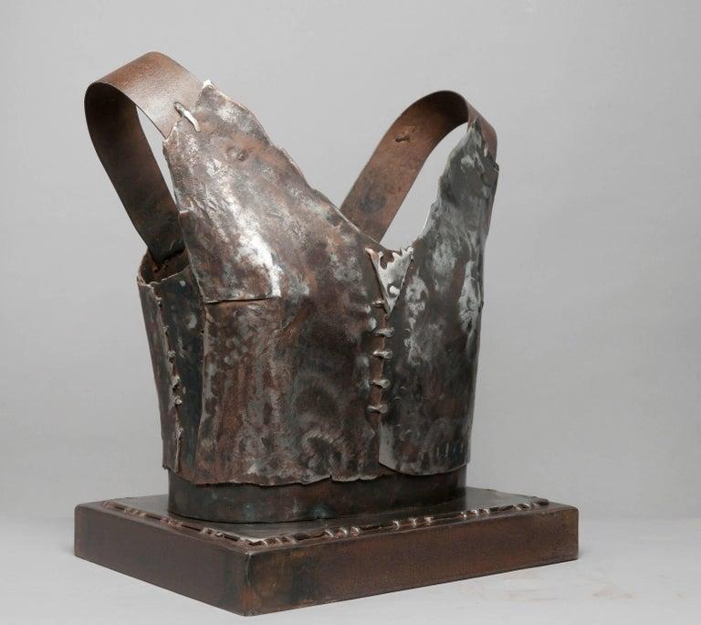 Donna McCullough Figurative Sculpture - Marian
