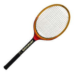 Donnay Oversize Tennis Racquet Store Display