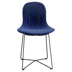 Doodle Low Blue Chair