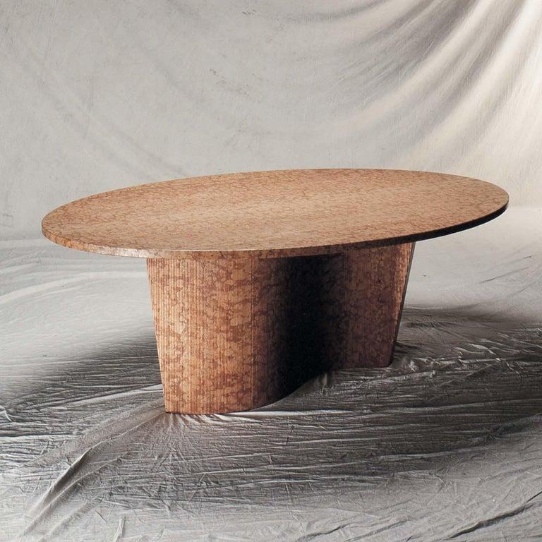 Italian Doppiasvolta Dining Table by Mario Bellini For Sale