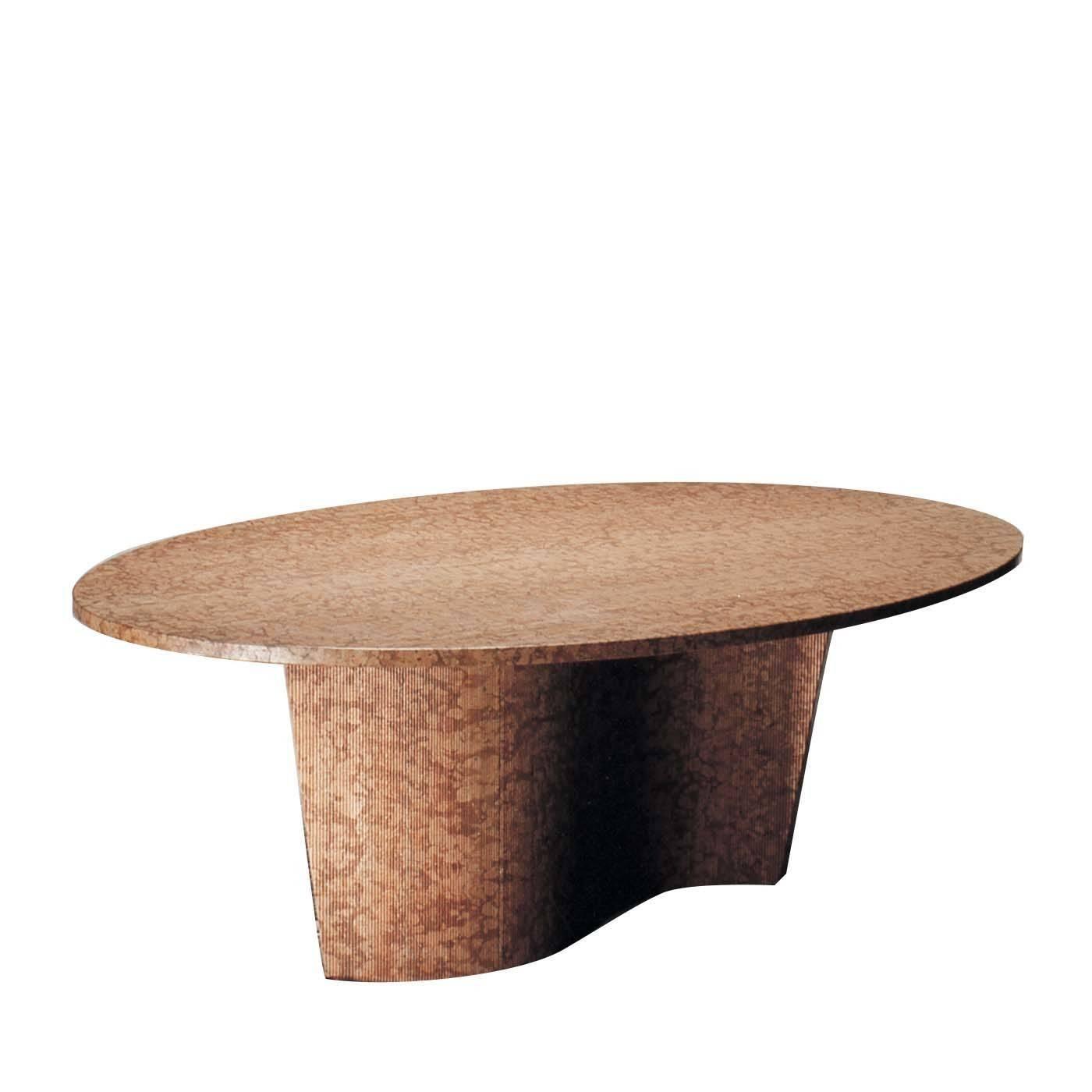 Doppiasvolta Dining Table by Mario Bellini