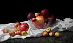 Apples III. From the bodegon series