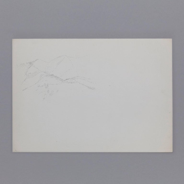 Mid-20th Century Dora Maar Drawing For Sale