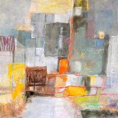 Abstract Interior 36 X 36