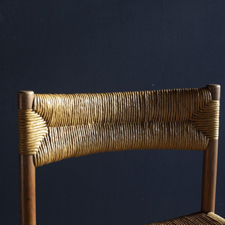 French Dordogne Chair by Robert Sentou For Sale