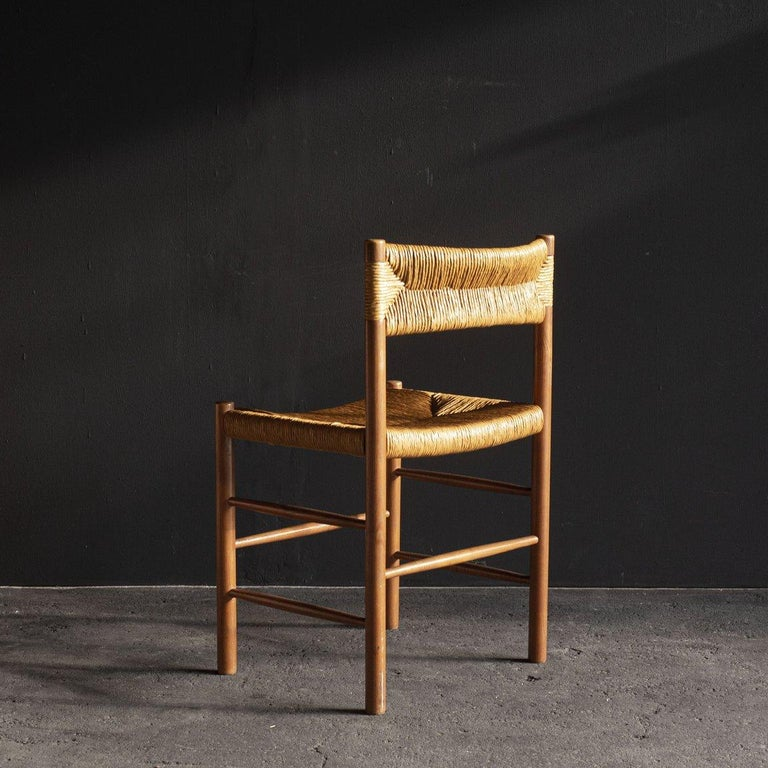 Mid-20th Century Dordogne Chair by Robert Sentou For Sale