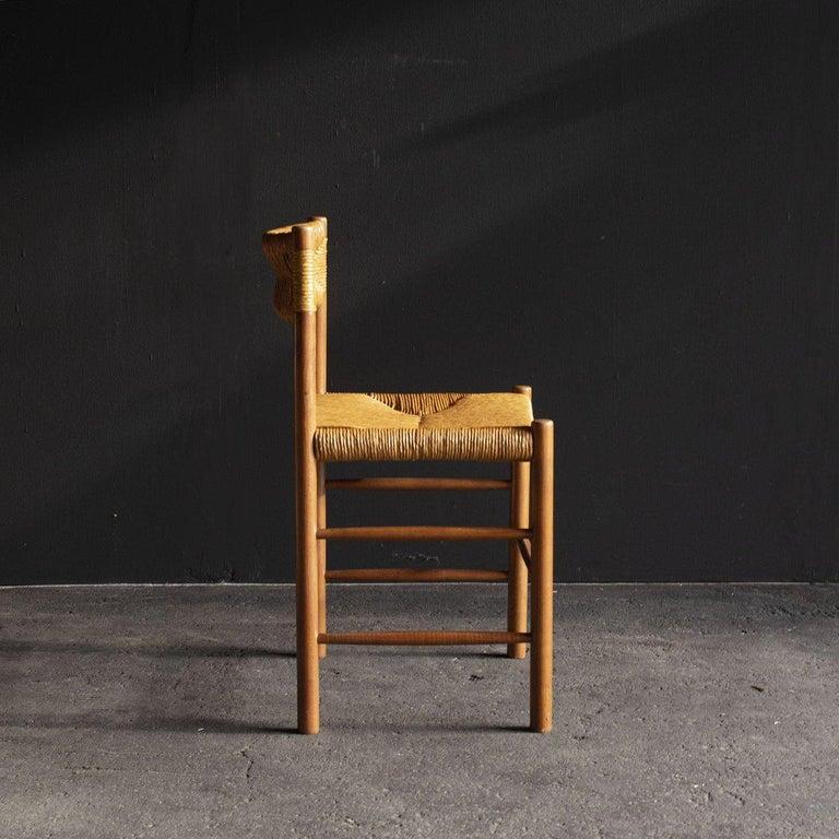 Jute Dordogne Chair by Robert Sentou For Sale