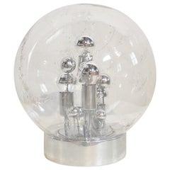 Doria Handblown Glass Table Lamp, Germany
