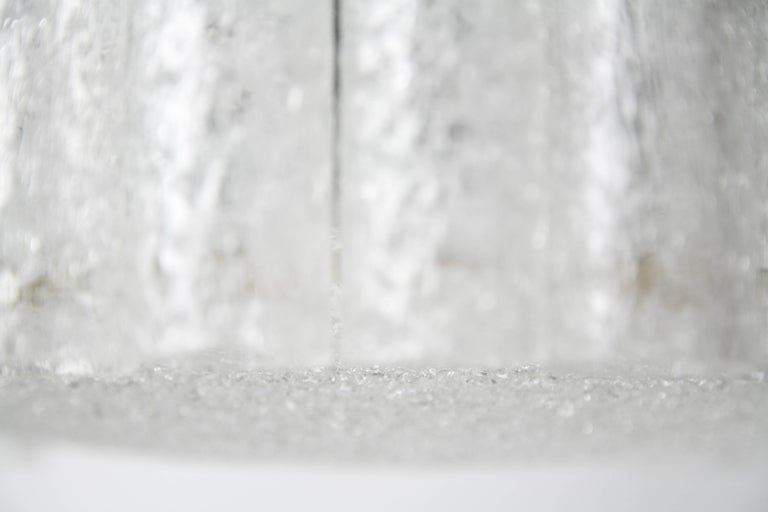 Doria Tubular Glass Chandelier, 1960s For Sale 2