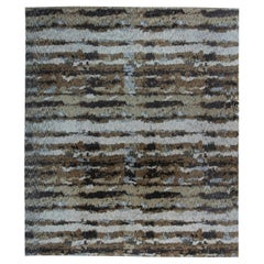Doris Leslie Blau Collection Abstract Tibetan Wool and Silk Rug
