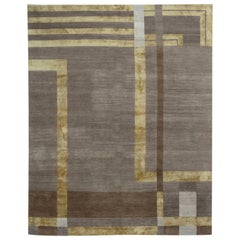Doris Leslie Blau Collection Art Deco Style Nepalese Rug