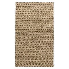 Doris Leslie Blau Collection Beige Sylvan Handmade Wool Rug