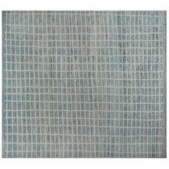Doris Leslie Blau Collection Blue Pergolas Rug