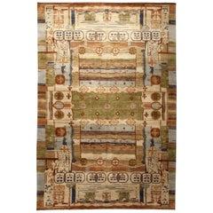 Doris Leslie Blau Collection Budowski Handmade Wool Rug