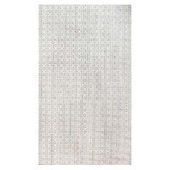 Doris Leslie Blau Collection Contemporary Terra Rug Handmade in Natural Wool