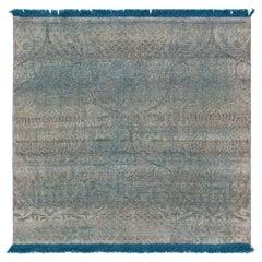Doris Leslie Blau Collection Custom Traditional Hand Knotted Silk Wool Rug