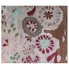 Doris Leslie Blau Collection Dhalia Silk Rug