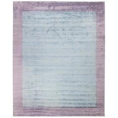 Doris Leslie Blau Collection Finesse Handmade Viscose Rug