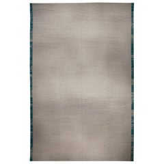 Doris Leslie Blau Collection Gray River Dance Wool Rug