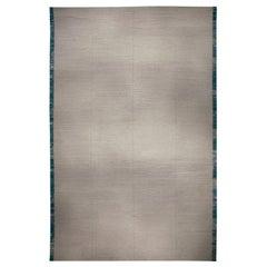 Doris Leslie Blau Collection Gray River Dance Wool Rug