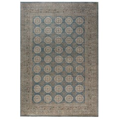 Doris Leslie Blau Collection Inspired Samarkand Handmade Wool Rug