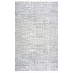 Doris Leslie Blau Collection Large Terra Rug Handmade in Natural Wool