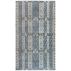 Doris Leslie Blau Collection Modern Geometric Oversized Swedish Style Rug
