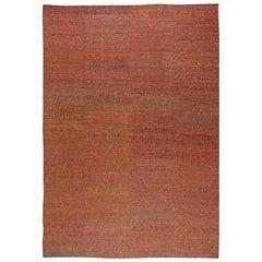Doris Leslie Blau Collection Modern Multi-colored Handmade Wool Rug