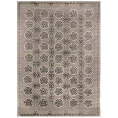 Doris Leslie Blau Collection Oversized European Inspired Tibetan Rug